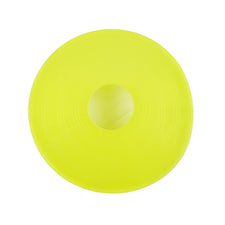 "Saucer Field Cone, 7"" Yellow Vinyl"
