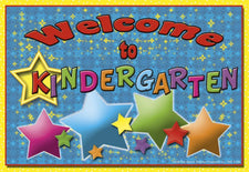 Postcards Welcome To Kindergarten