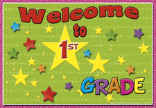 Postcards Welcome To 1st Grade