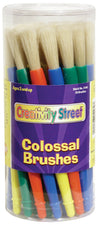 Colossal Brushes Canister - Holds 30 Brushes