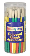 Colossal Brushes & Holder Assortment - 58 Pieces