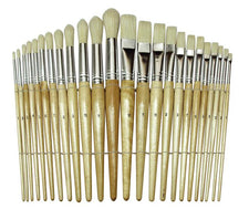 Preschool Brush Set - 24 Pieces