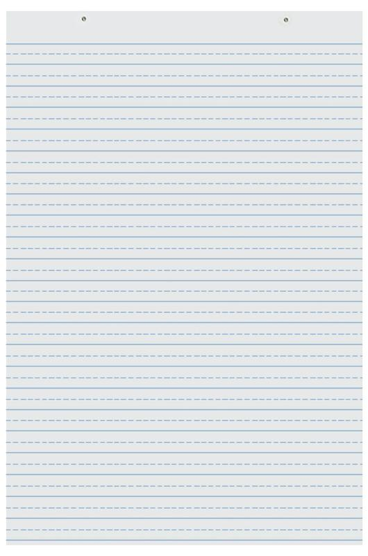 "Ruled Tagboard Sheets, 24"" x 36"" White"