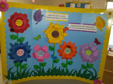 """When We Learn, We Grow"" Classroom Decoration"