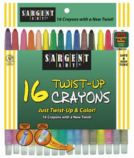 16 Count Twist Up Crayon