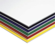 Foam Board 20 x 30 Assorted 10 Count