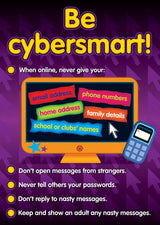 Bullying in a Cyber World Poster Set, Gr 2-5
