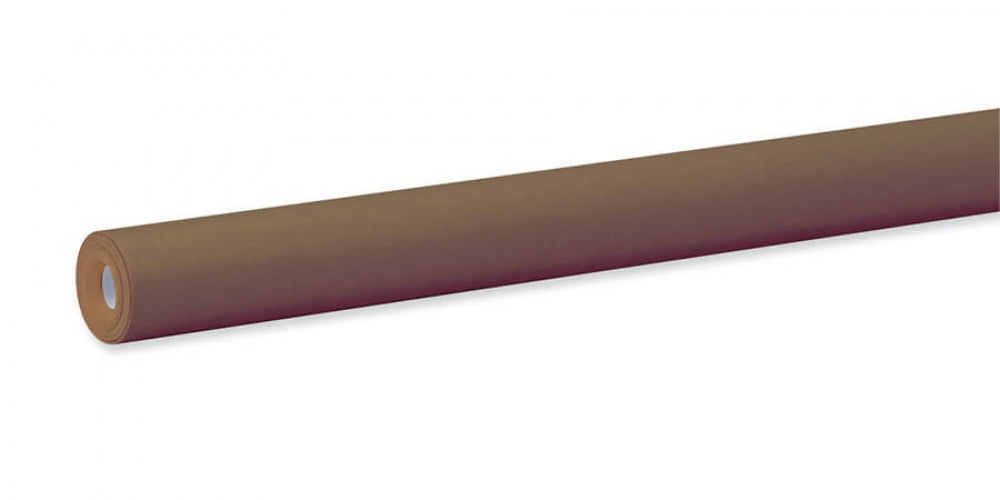 "Pacon Fadeless® Brown Paper, Four 48"" x 12' Rolls"