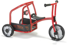 Fire Truck Tricycle