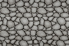 "Fadeless® Rock Wall Paper Roll, 48"" x 50'"
