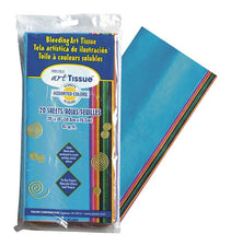 "Spectra® Deluxe Art Tissue™ Assortment, 20"" x 30"", 20 Sheets"