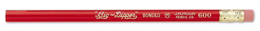 Big-Dipper Pencils With Eraser Dz