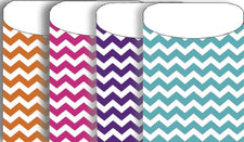 Chevron Peel & Stick Pockets