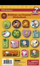 Peanuts® Holidays And Seasons Sticker Book