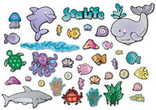 Sea Life Bulletin Board Set