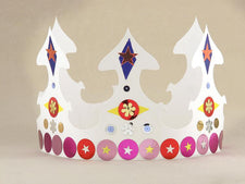 Paper Crowns, 24 White