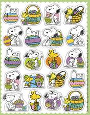 Peanuts® Easter Theme Stickers