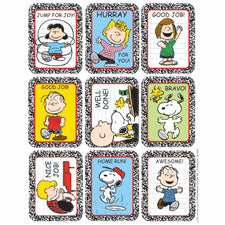 Stickers Peanuts® Characters