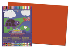 "SunWorks® Construction Paper, 12"" x 18"" Orange"