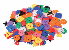 Assorted Small Buttons, 1 lb.