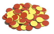 Magnetic Two Color Counters (200)
