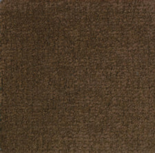 "Mt. Shasta Solid Cocoa Classroom Rug, 8'4"" x 12' Rectangle"