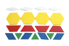 Foam Fun Magnet Pattern Blocks
