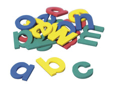 Foam Fun Lowercase Magnet Letters