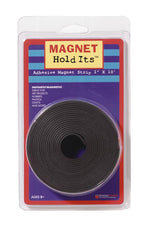 "Magnet Strip: 1"" x 10'"