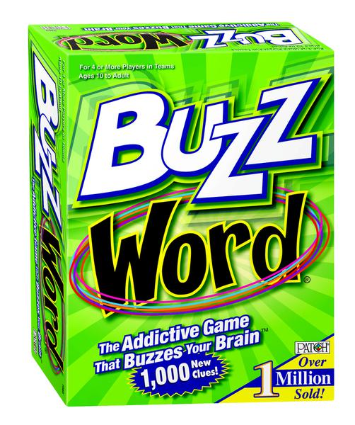 Buzzword®: The Addictive Game that Buzzes Your Brain