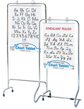 "Chart Stand, 50"" Non-Adjustable"