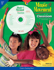 Music & Movement In The Classroom Gr 1-2