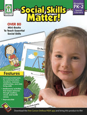 Carson Dellosa Social Skills Matter! Resource Book