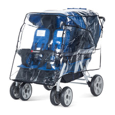 Quad Sport™ and LX4™ Stroller Rain Cover