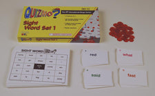Sight Word Quizmo® Set 1