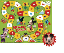 Mickey Mouse Clubhouse® Mickey Park Mini Reward Chart Plus Stickers