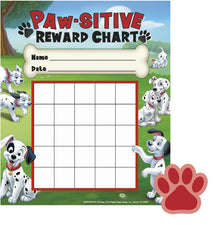 101 Dalmatians Paw-sitive Mini Reward Chart Plus Stickers