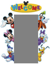 Mickey Mouse Clubhouse® Character Go Arounds, Welcome