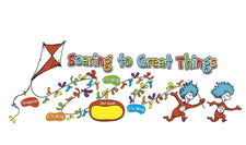 Dr. Seuss™ Soaring To Great Things Bulletin Board Set