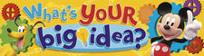 Mickey Mouse Clubhouse® What's Your Big Idea Classroom Banner