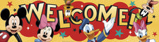 Mickey Mouse Clubhouse® Welcome Classroom Banner