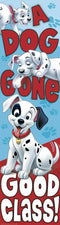 101 Dalmatians Dog Gone Good Class Vertical Banner