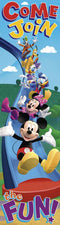 Mickey Mouse Clubhouse® Come Join The Fun Vertical Banner