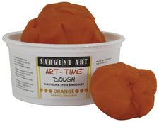 1 Lb Art Time Dough - Orange