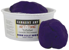 1 Lb Art Time Dough - Violet