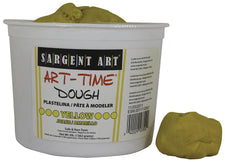 3 Lb Art Time Dough - Yellow