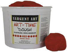 3 Lb Art Time Dough - Red