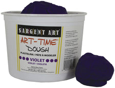 3 Lb Art Time Dough - Violet