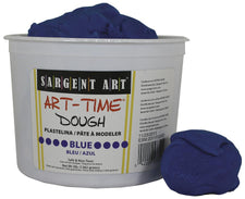 3 Lb Art Time Dough - Blue