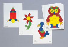 Pattern Block Activity Cards